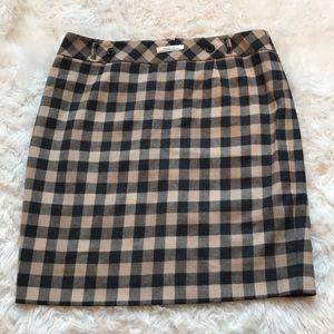 Pendleton wool straight skirt. NWOT 18
